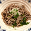Cold Soba Noodles with Daikon