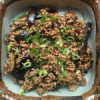 Stir-fried Sichuan Pork with Aubergine